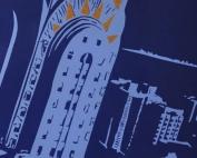 Chrysler Building Artwork New York