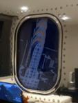 New York Aircraft Window